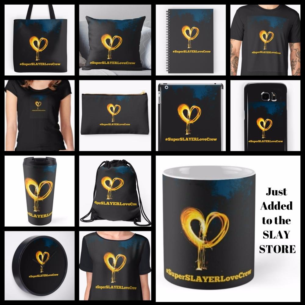 Super SLAYER Love Crew