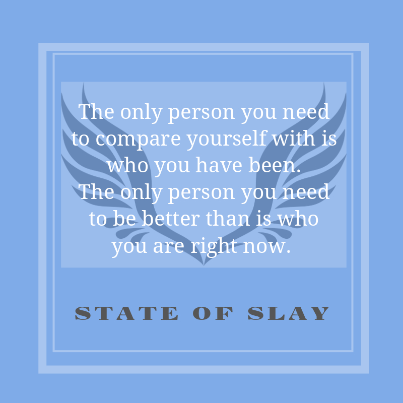 State Of Slay Compare
