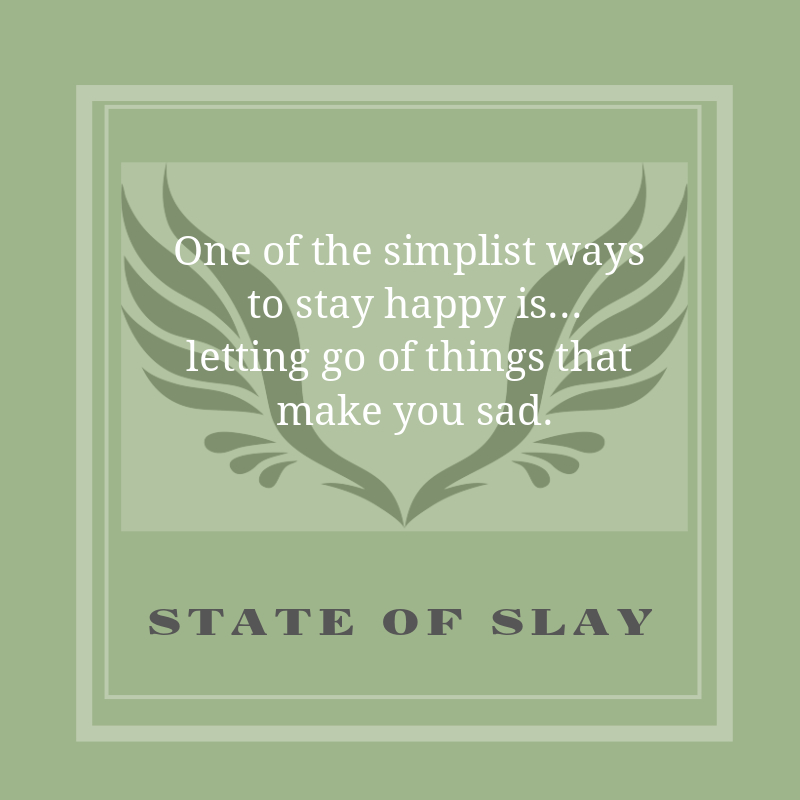 State Of Slay Letting Go
