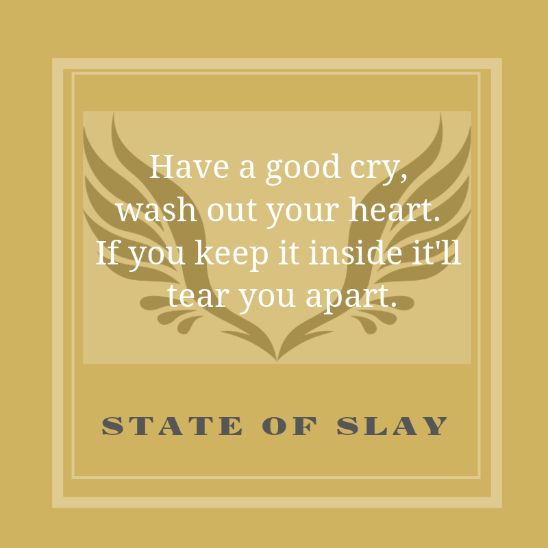 State Of Slay Cry