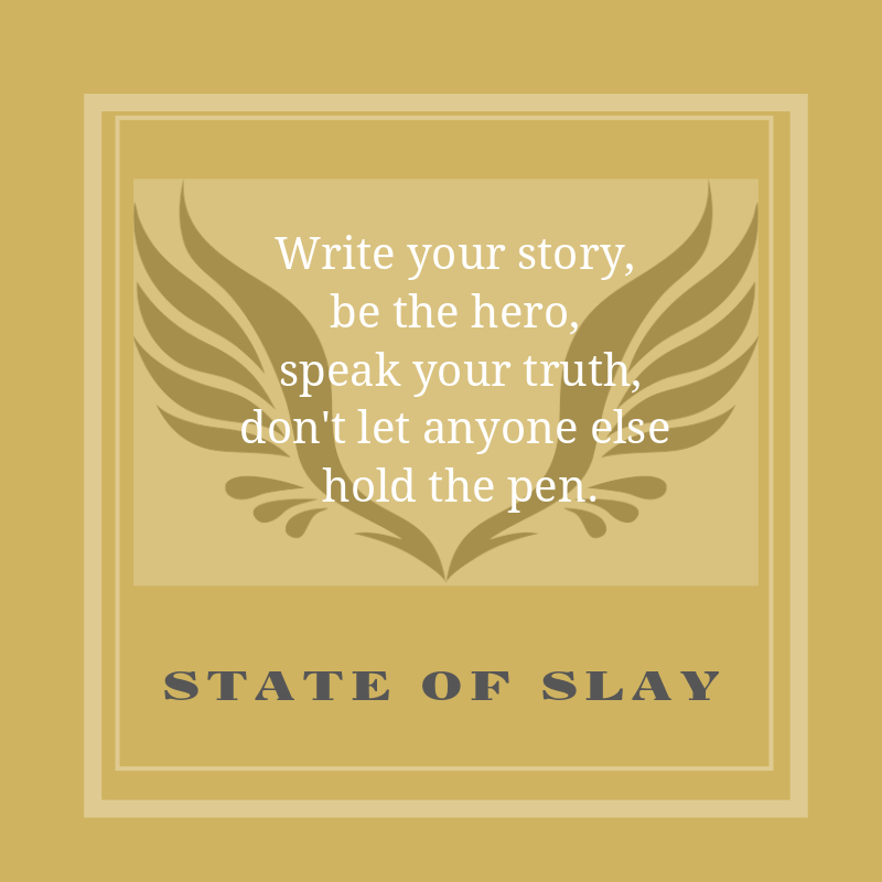 State Of Slay Story