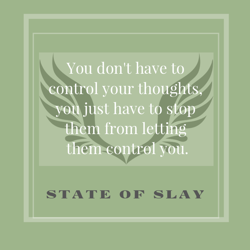 State Of Slay Control
