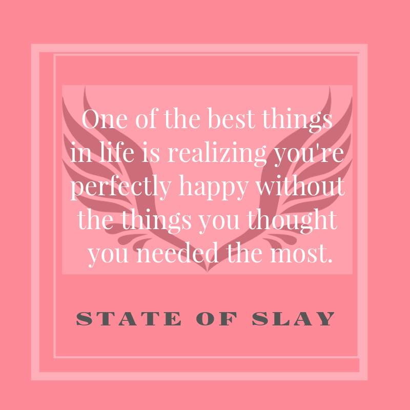 State Of Slay Perfectly Happy