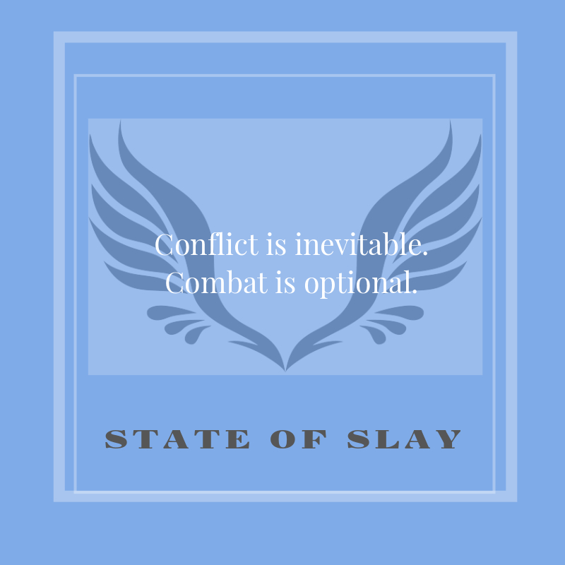 State Of Slay Conflict