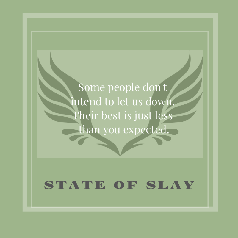 State Of Slay Intend