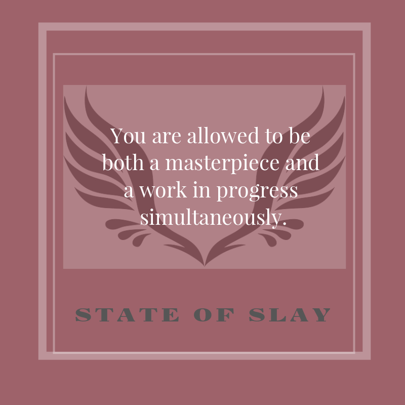 State Of Slay Masterpiece