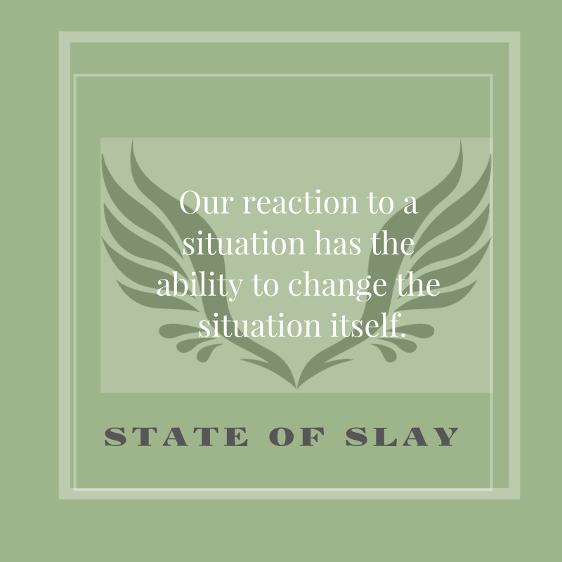 State Of Slay Change