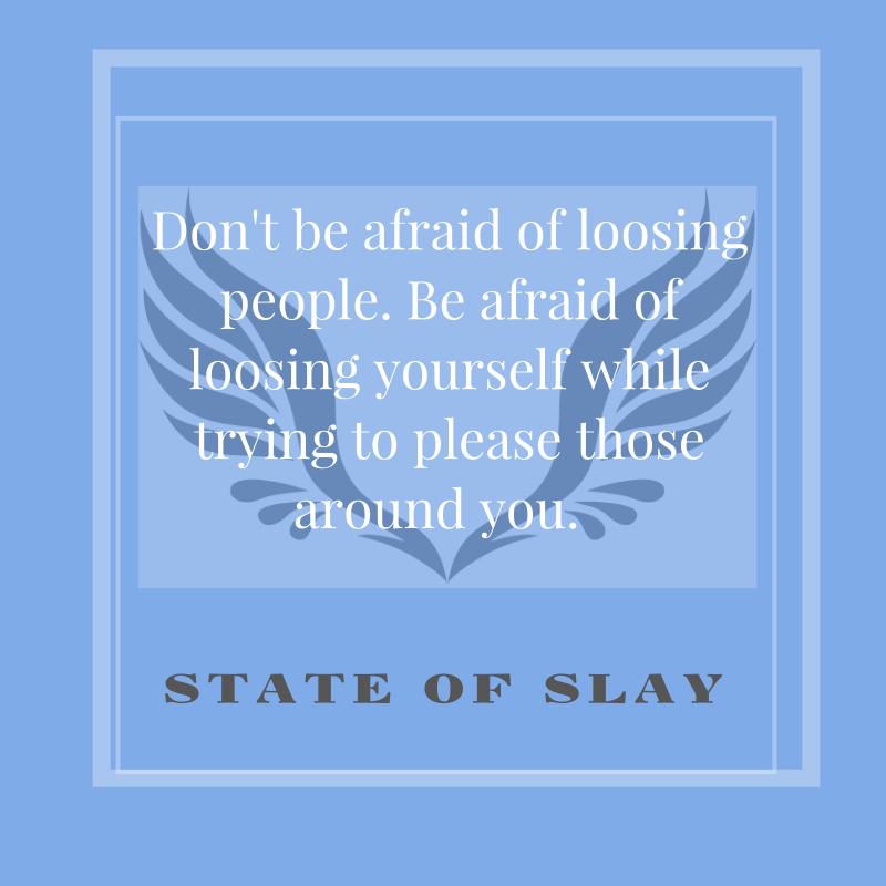 State Of Slay Loosing