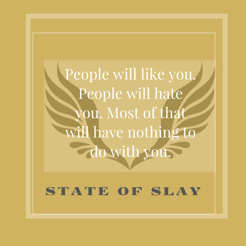 State Of Slay Personal