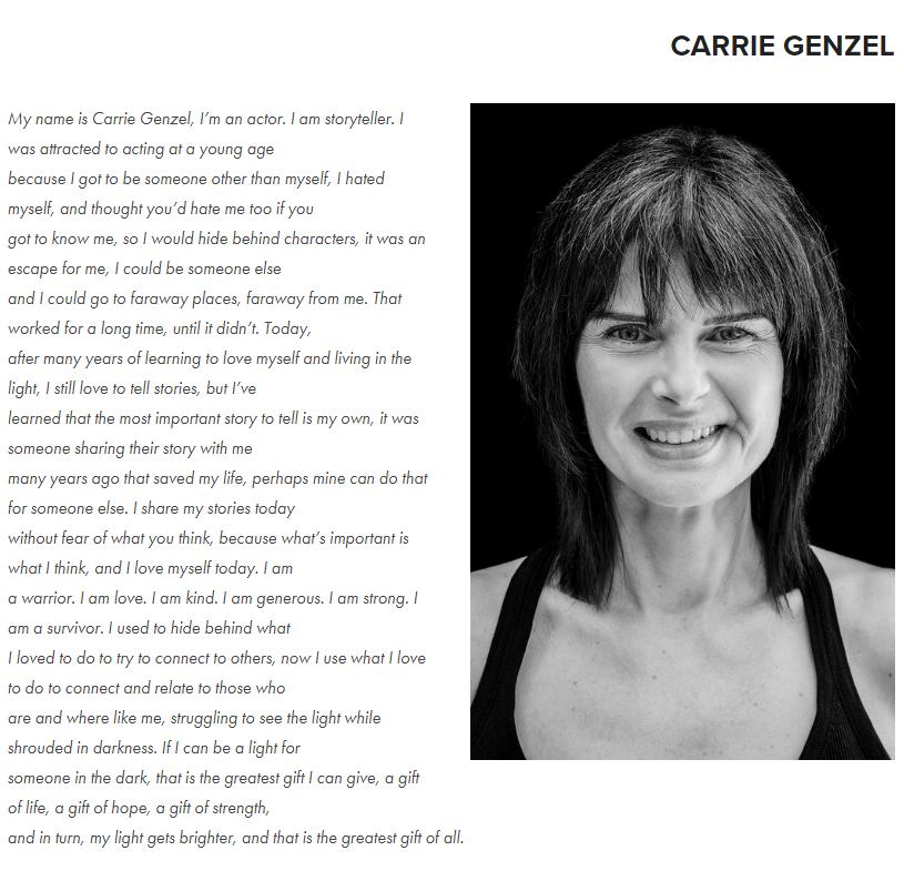 Carrie Genzel — Kaaran Singh