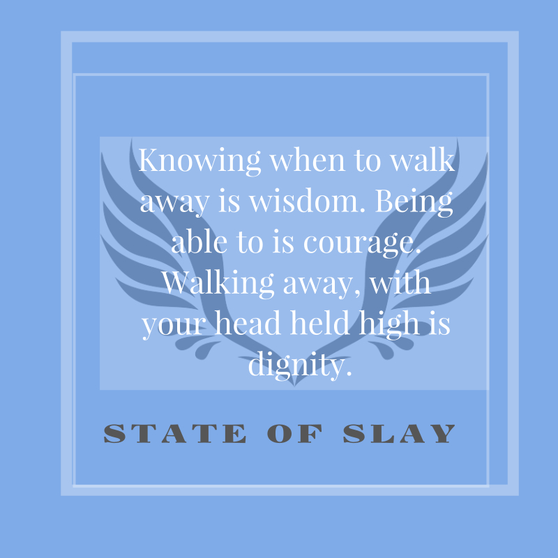State Of Slay Dignity