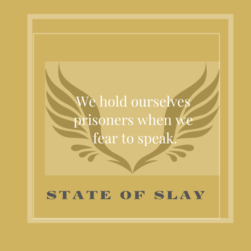 State Of Slay Speak