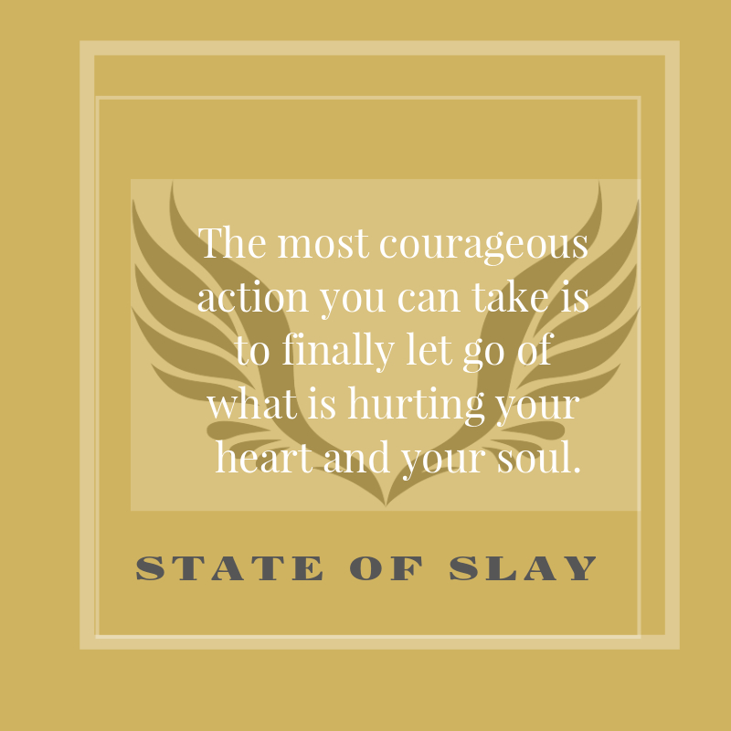 State Of Slay Courageous
