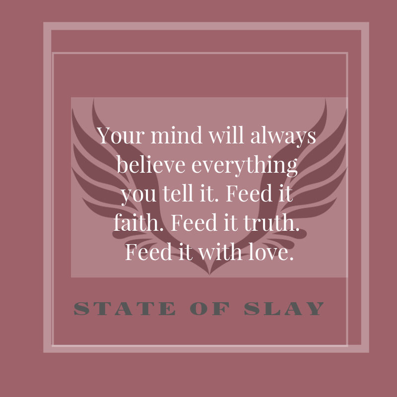 State Of Slay With Love