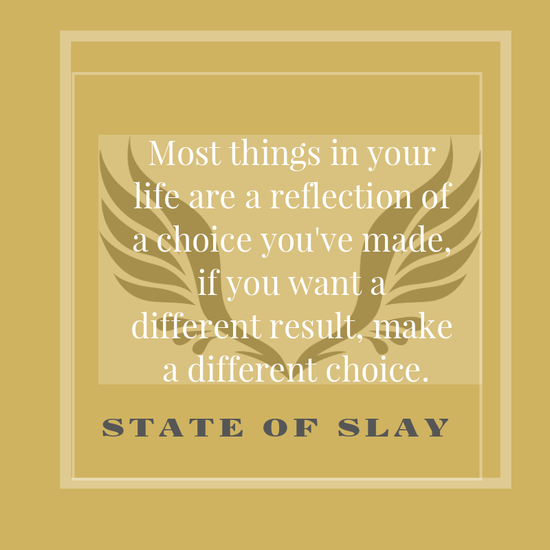 State Of Slay Different Choice
