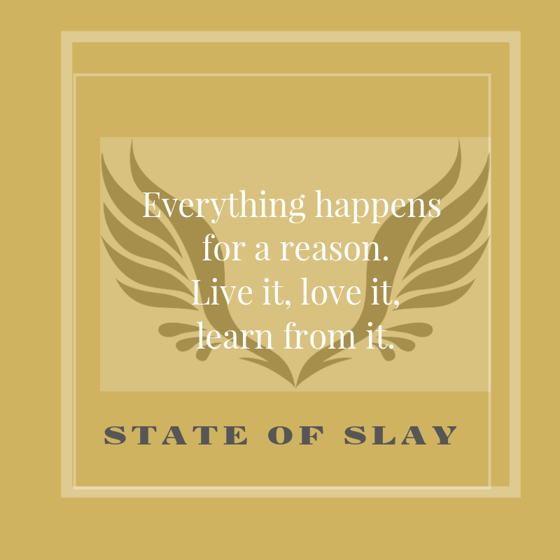 State Of Slay Reason