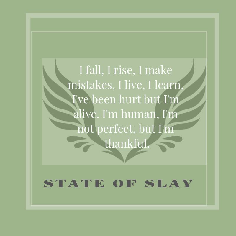 State Of Slay Learn 1