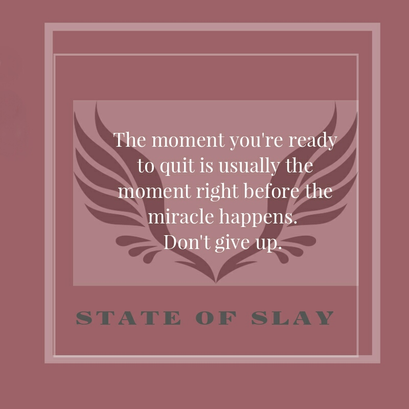 State Of Slay Miracle 1