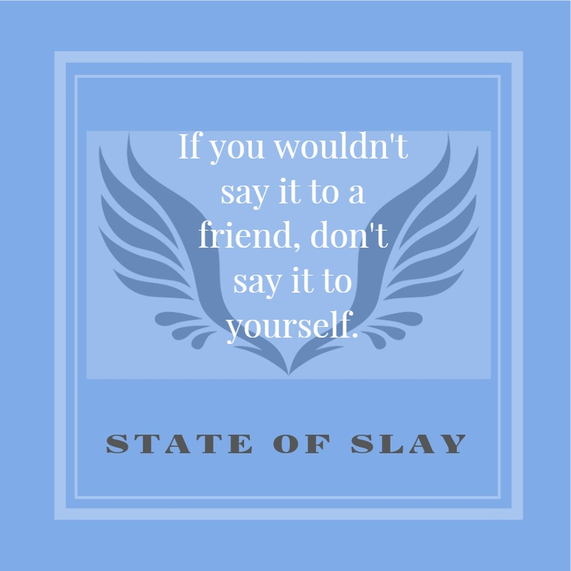 State Of Slay Say It