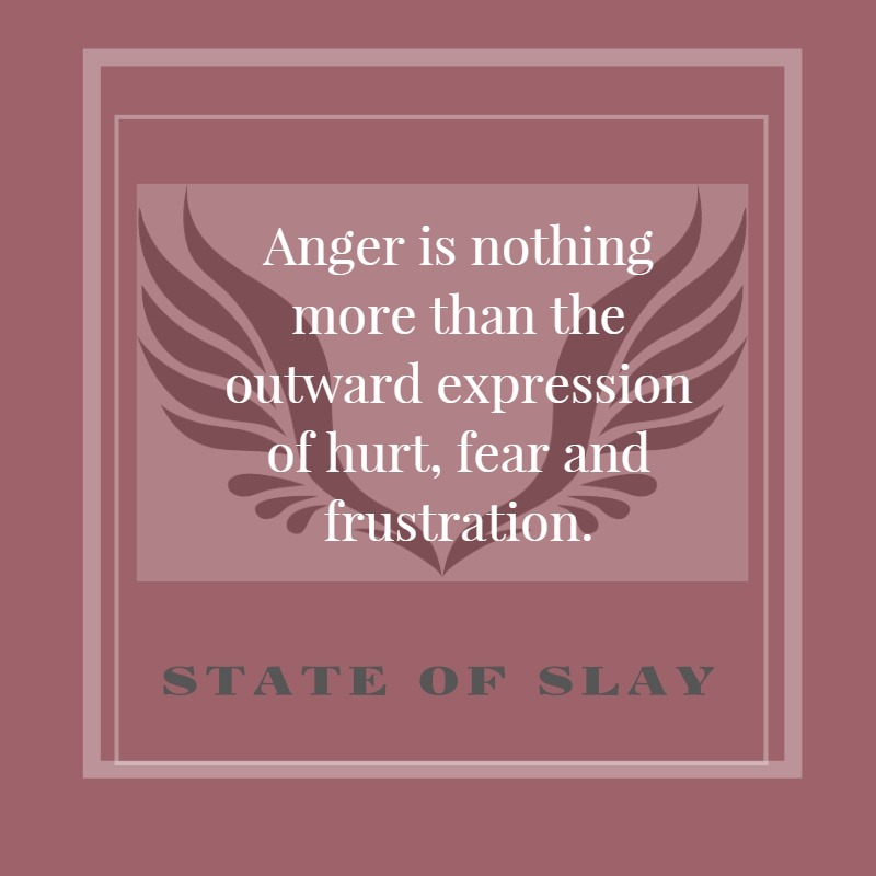 State Of Slay Anger