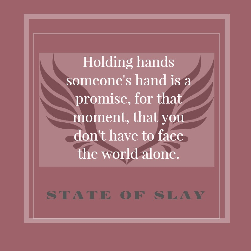 State Of Slay Hands
