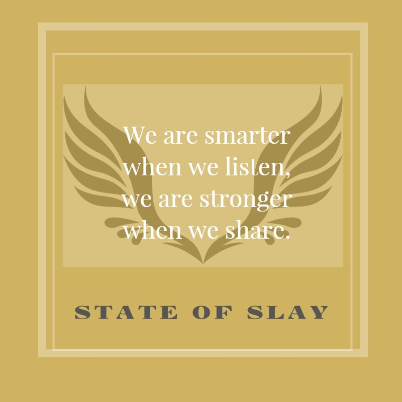 State Of Slay Share 2