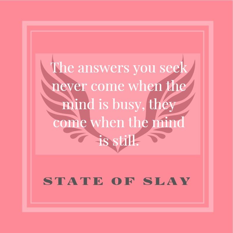 State Of Slay Still