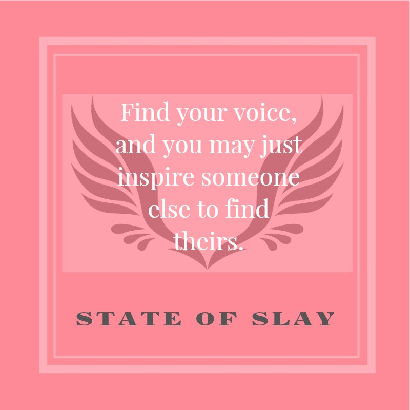 State Of Slay Voice