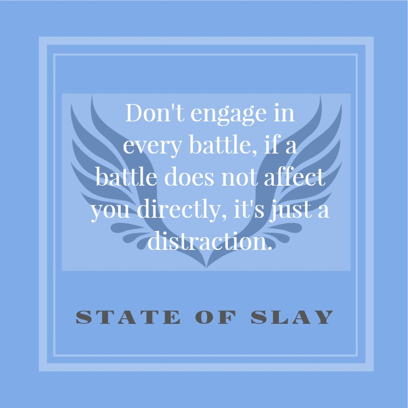 State Of Slay Distraction
