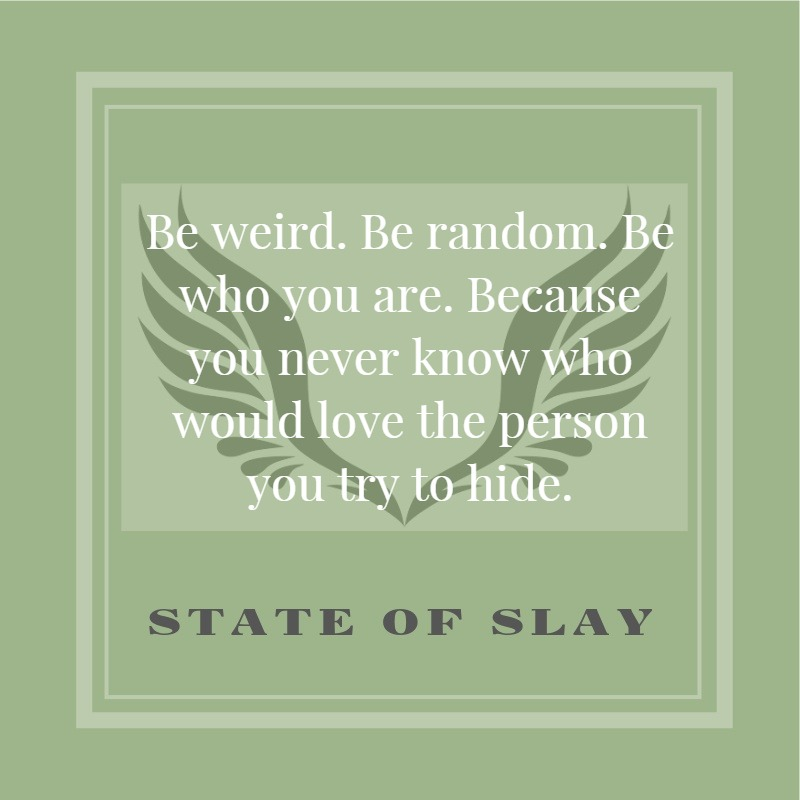 State Of Slay Hide 1