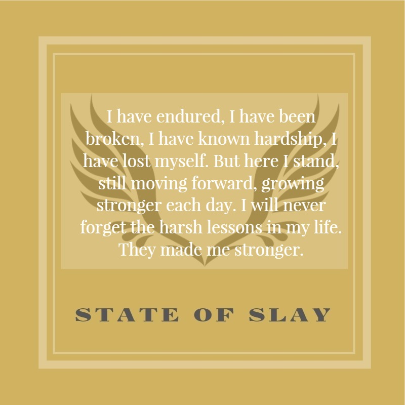 State Of Slay Stronger