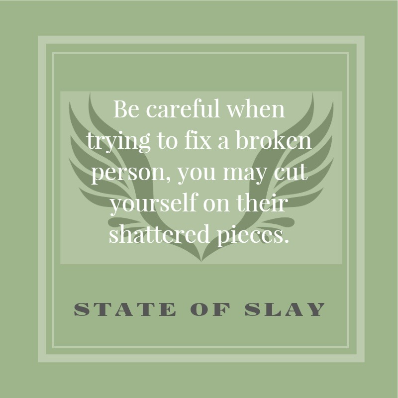 State Of Slay Cut Yourself