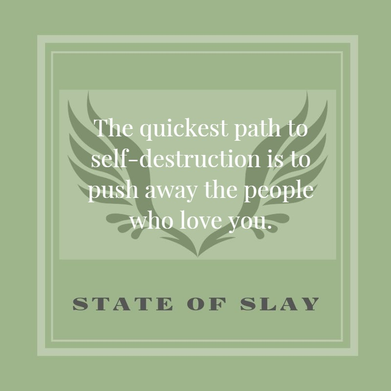 state-of-slay- Self-Destruction