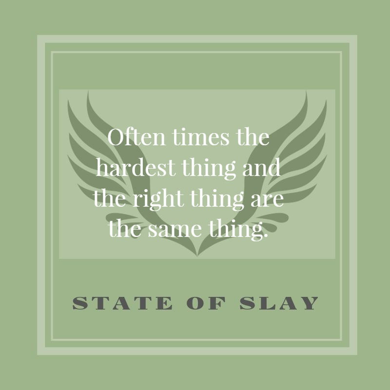 State Of Slay Thing