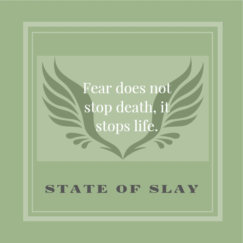 state of slay fear life