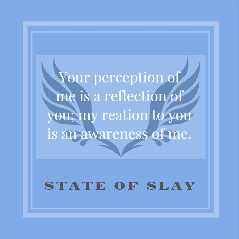 State Of Slay Awareness