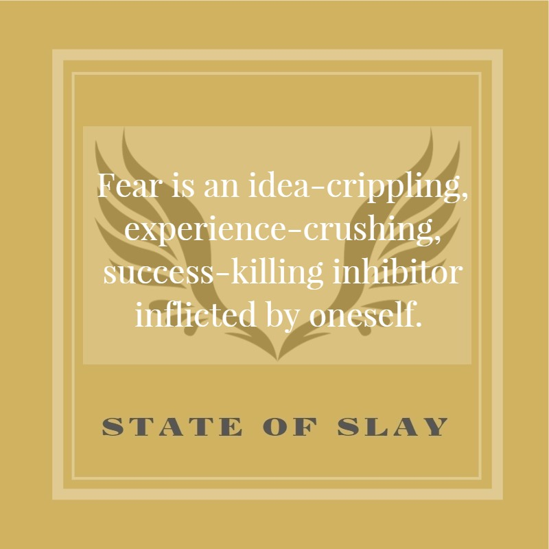 State Of Slay Fear Inflicted