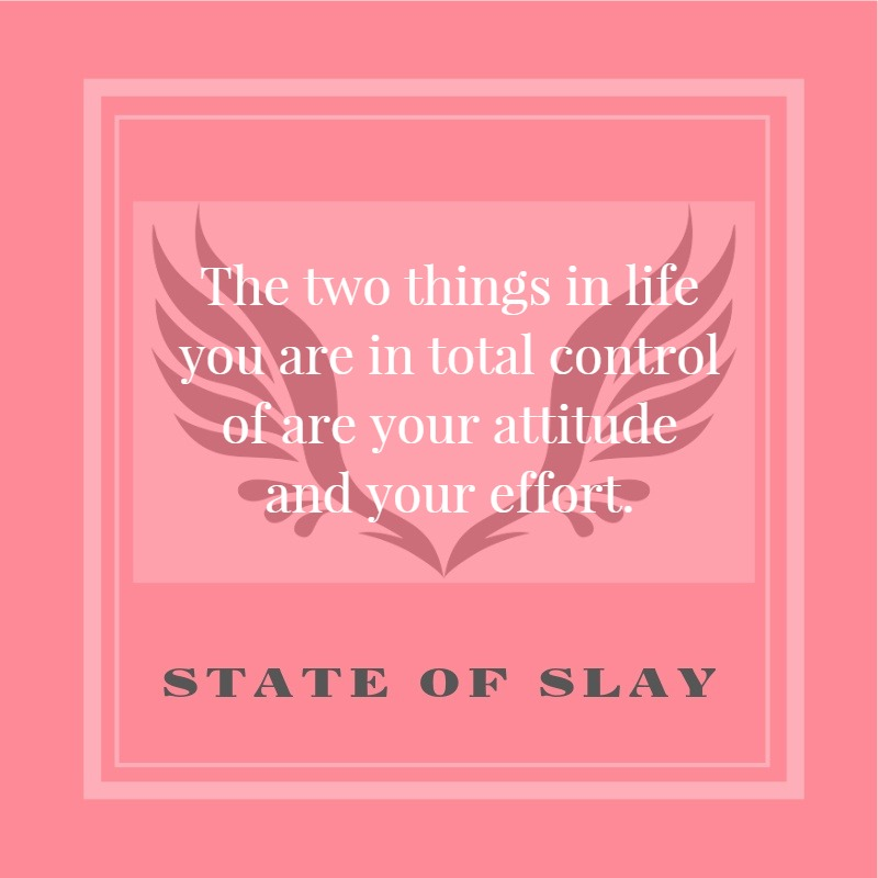 State Of Slay Two Things