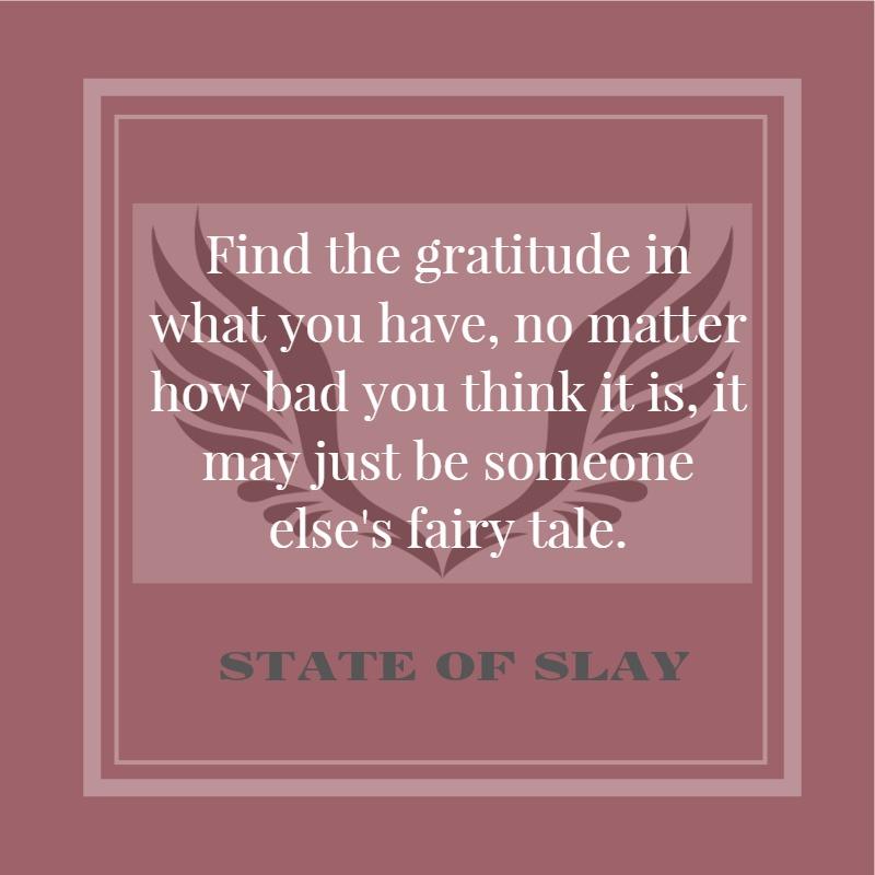 State Of Slay Fairtale
