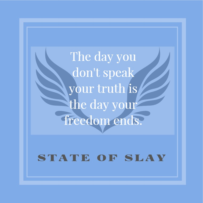 State Of Slay Freedom Ends