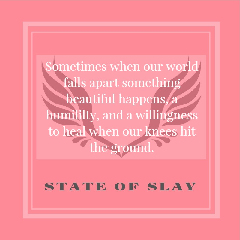 State Of Slay Humility
