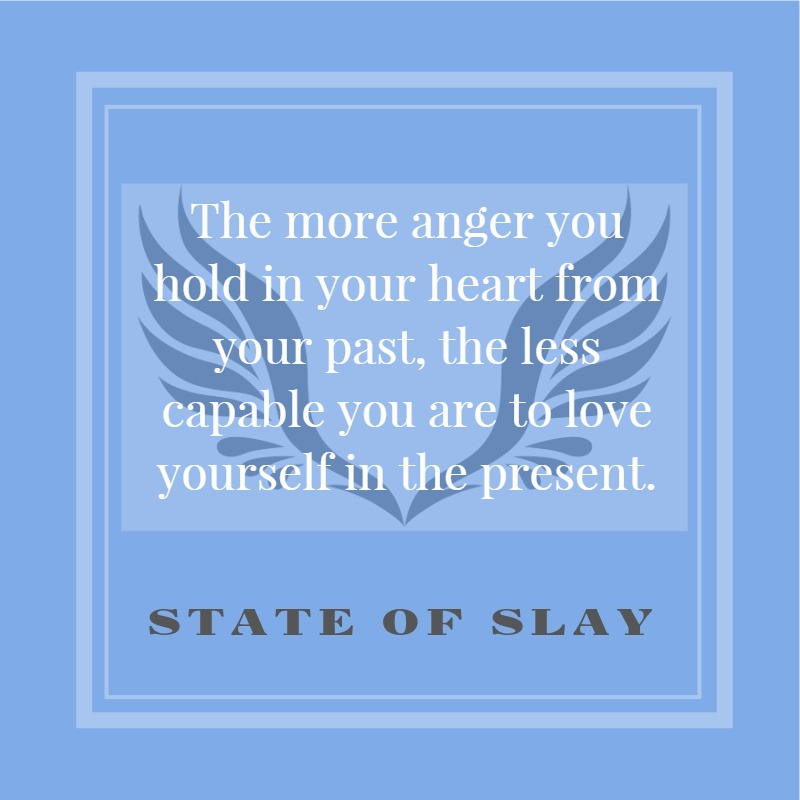 State Of Slay The More Anger