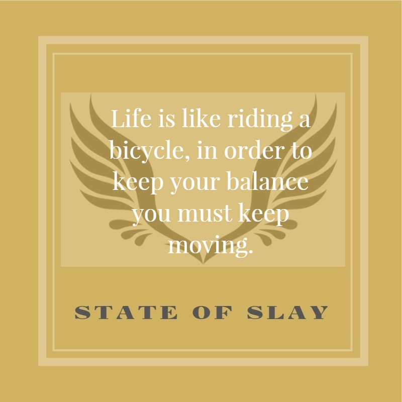 State Of Slay Bicycle