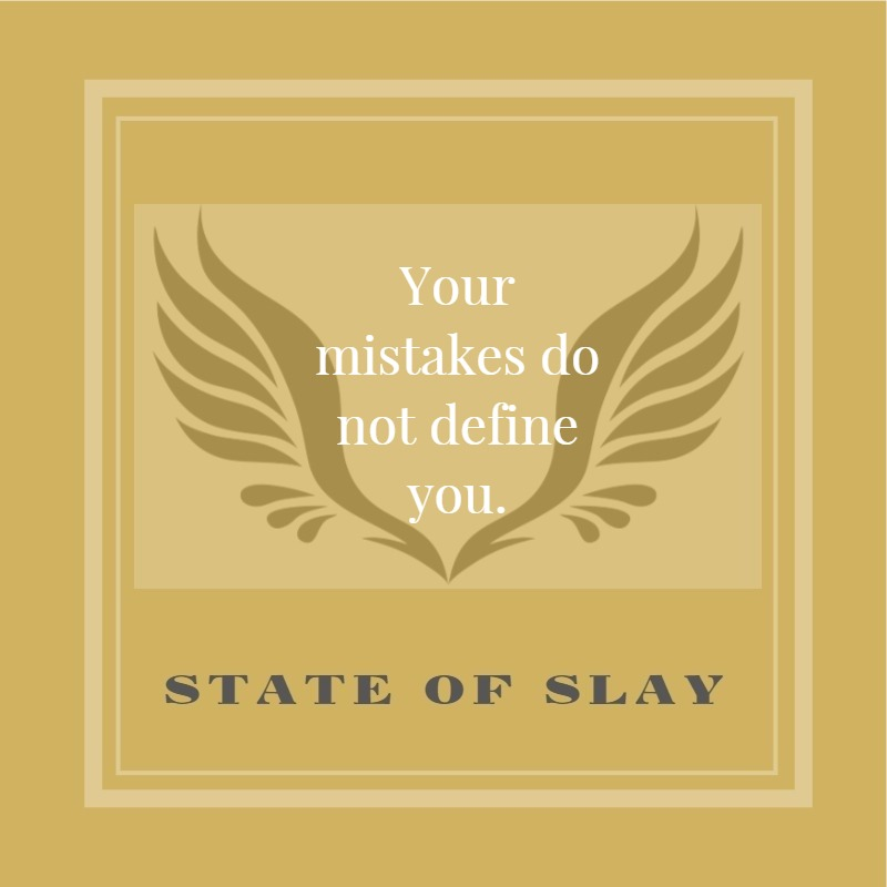 State Of Slay Mistakes