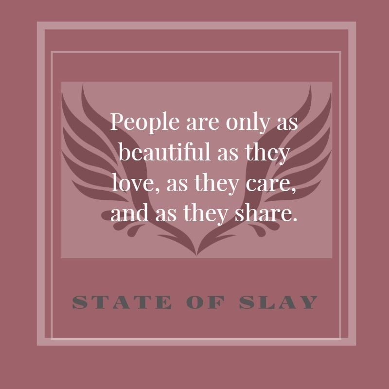 State Of Slay Beautiful