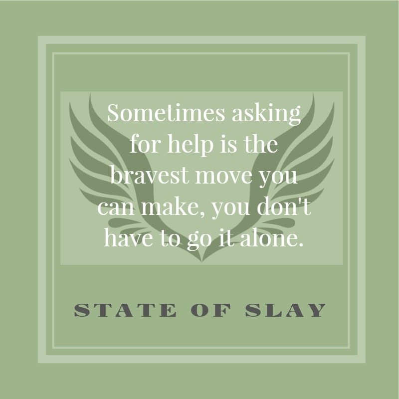 State Of Slay Bravest Move