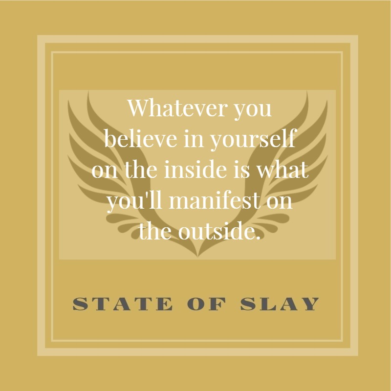 State Of Slay Manifest