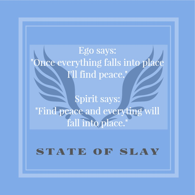 State Of Slay Fall Into Place