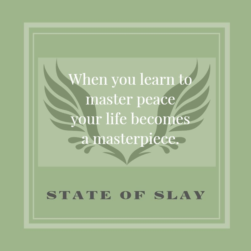 state-of-slay Master Peace