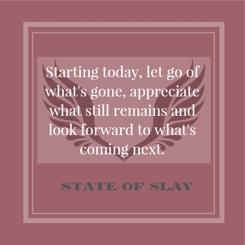 State Of Slay Pink Starting Today